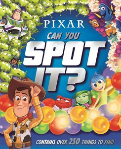 [Pixar: Can You Spot It? (Product Image)]