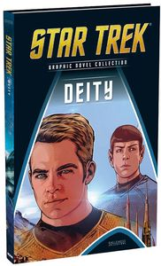 [Star Trek Graphic Novel Collection: Volume 71: Deity (Product Image)]