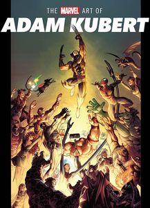 [Marvel: Art Of Adam Kubert (Hardcover) (Product Image)]