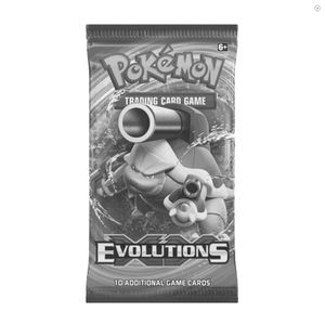 [Pokémon: Trading Card Game: Booster Pack: XY12 Evolutions (Product Image)]