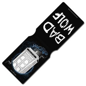 [Doctor Who: Travel Pass Holder: Bad Wolf (Product Image)]