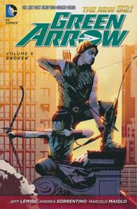 [Green Arrow: Volume 6: Broken (N52) (Product Image)]