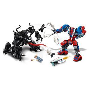 [LEGO: Spider-Man: Spider-Mech Vs Venom (Product Image)]
