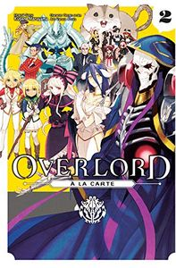 [Overlord A La Carte: Volume 2 (Product Image)]