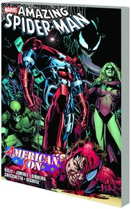 [Spider-Man: American Son (Product Image)]