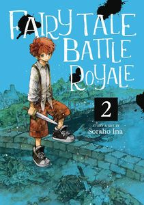 [Fairy Tale Battle Royale: Volume 2 (Product Image)]