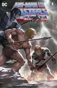 [He Man & The Masters Of The Multiverse #5 (Product Image)]