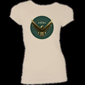 [Dune: Women's Fit T-Shirt: House Atreides (Product Image)]