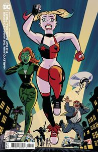 [Harley Quinn: The Animated Series: The Eat Bang Kill Tour #1 (Cover B Michael Cho Card Stock Variant) (Product Image)]