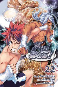 [Food Wars!: Shokugeki No Soma: Volume 22 (Product Image)]