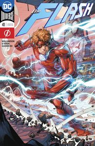 [Flash #41 (Variant Edition) (Product Image)]