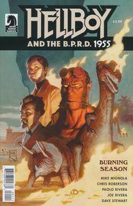 [Hellboy & B.P.R.D.: 1955 Burning Season: One Shot (Product Image)]