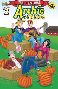 [The cover for Archie & Friends: Fall Festival #1]