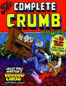 [Complete Crumb Comics: Volume 16: 1980s: More Struggle (Product Image)]