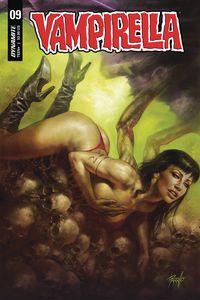 [Vampirella #9 (Cover A Parrillo) (Product Image)]