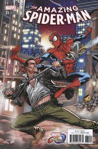 [Amazing Spider-Man #31 (Secret Empire) (Marvel Vs Capcom Variant) (Product Image)]