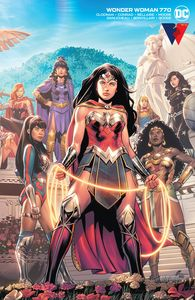 [Wonder Woman #770 (Cover B Travis Moore Wraparound Variant) (Product Image)]