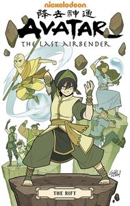 [Avatar: The Last Airbender: The Rift: Omnibus (Product Image)]