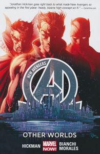 [New Avengers: Volume 3: Other Worlds (Product Image)]