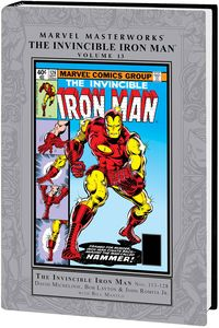 [Marvel Masterworks: Invincible Iron Man: Volume 13 (Hardcover) (Product Image)]