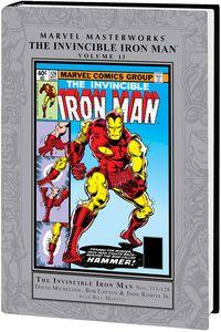 [Marvel Masterworks: Invincible Iron Man: Volume 13 (Hardcover) (Product Image)]