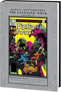 [Marvel Masterworks: Fantastic Four: Volume 23 (Hardcover) (Product Image)]
