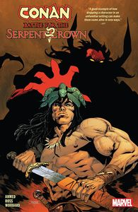 [Conan: Battle For The Serpent Crown (Product Image)]