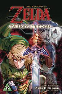 [The Legend Of Zelda: Twilight Princess: Volume 6 (Product Image)]