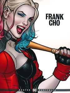 [DC Poster Portfolio: Frank Cho (Forbidden Planet Exclusive Signed Mini Print Edition) (Product Image)]