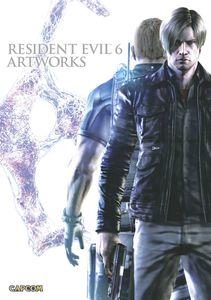 [Resident Evil 6: Artworks (Product Image)]