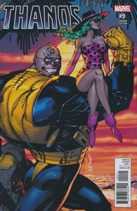 [Thanos #9 (X-Men Card Variant) (Product Image)]