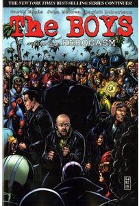 [The Boys: Volume 5: Herogasm (Titan Edition) (Product Image)]
