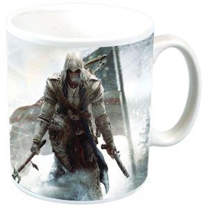 [Assassin's Creed 3: Mug: Liberty Or Death (Product Image)]