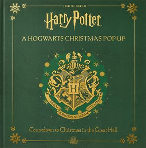 [Harry Potter: A Hogwarts Christmas Pop-Up (Hardcover) (Product Image)]