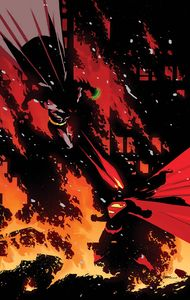 [Superman #50 (Kaare Andrews Polybag Variant Edition) (Product Image)]