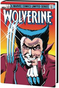 [Wolverine: Omnibus: Volume 1 (New Printing Hardcover) (Product Image)]