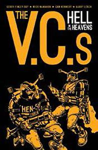 [2000AD: The V.C.'s: Hell In The Heavens (Product Image)]