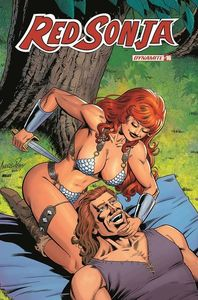 [Red Sonja #16 (Pepoy Seduction Variant) (Product Image)]