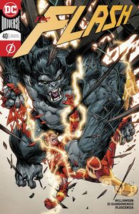 [Flash #40 (Variant Edition) (Product Image)]