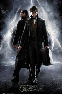 [Fantastic Beasts: The Crimes Of Grindelwald: Poster (Product Image)]
