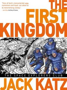[First Kingdom: Volume 5: Space Explorers Club (Hardcover) (Product Image)]