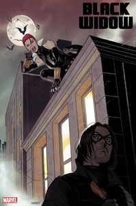 [Black Widow #2 (Swaby Tomb Black Widow Horror Variant) (Product Image)]