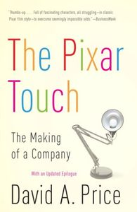 [The Pixar Touch (Product Image)]