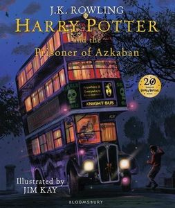 [Harry Potter & The Prisoner Of Azkaban: Illustrated Edition (Hardcover) (Product Image)]