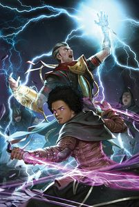 [Magic The Gathering #2 (Cover G Lee Variant) (Product Image)]