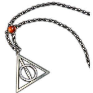 [Harry Potter: Necklace: Xenophilius Lovegood (Product Image)]