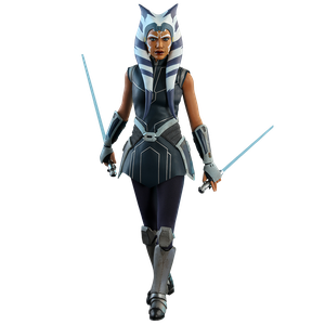[Star Wars: The Clone Wars: Hot Toys Action Figure: Ahsoka Tano (Product Image)]