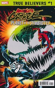 [True Believers: Absolute Carnage: Planet Of Symbiotes #1 (Product Image)]