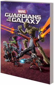 [Marvel Universe: Guardians Of The Galaxy: Volume 1 (Digest) (Product Image)]