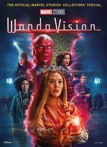 [Marvel's Wandavision: Collector's Special (Hardcover) (Product Image)]